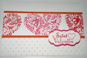 Carte Saint Valentin 2