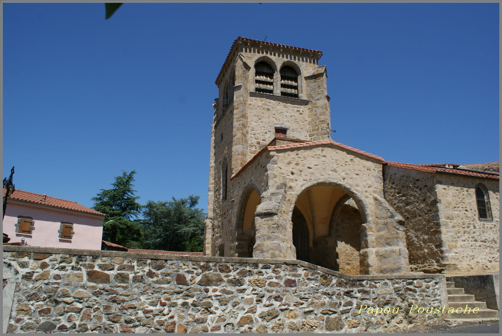 Eglise de Vézézoux