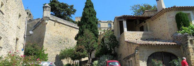 Le village d'Ansouis (1) / Balade dans le Vaucluse