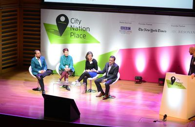 City Nation Place 2016, what's on the menu