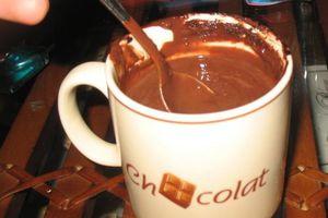 Mon anti-stress par la chocolathérapie !