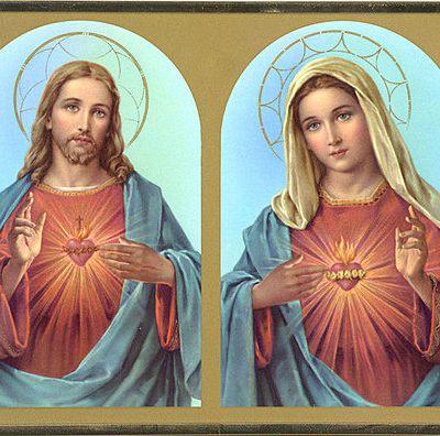 Sacré Cœur de Jésus, conforme notre cœur au tien!