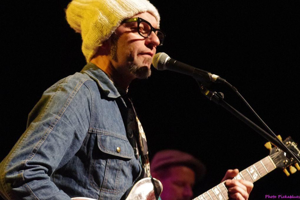 Sven Zvetterberg' s Band - 28 janvier 2015 - 7 Nights to Blues, Saint André lez Lille (59)