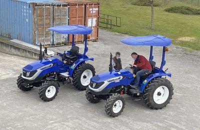 Quel tracteur LOVOL sera choisi ?