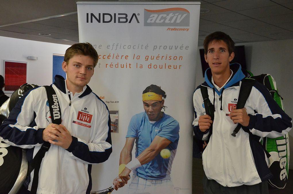 INDIBA® activ aux championnats de France de Tennis