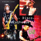 U2 -PopMart Tour -22/08/1997 -Londres -Angleterre -Wembley Stadium #1 - U2 BLOG