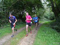 Trail de La mignonne - St URBAIN -