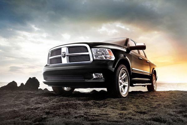 Dodge Ram Laramie Limited - 2012