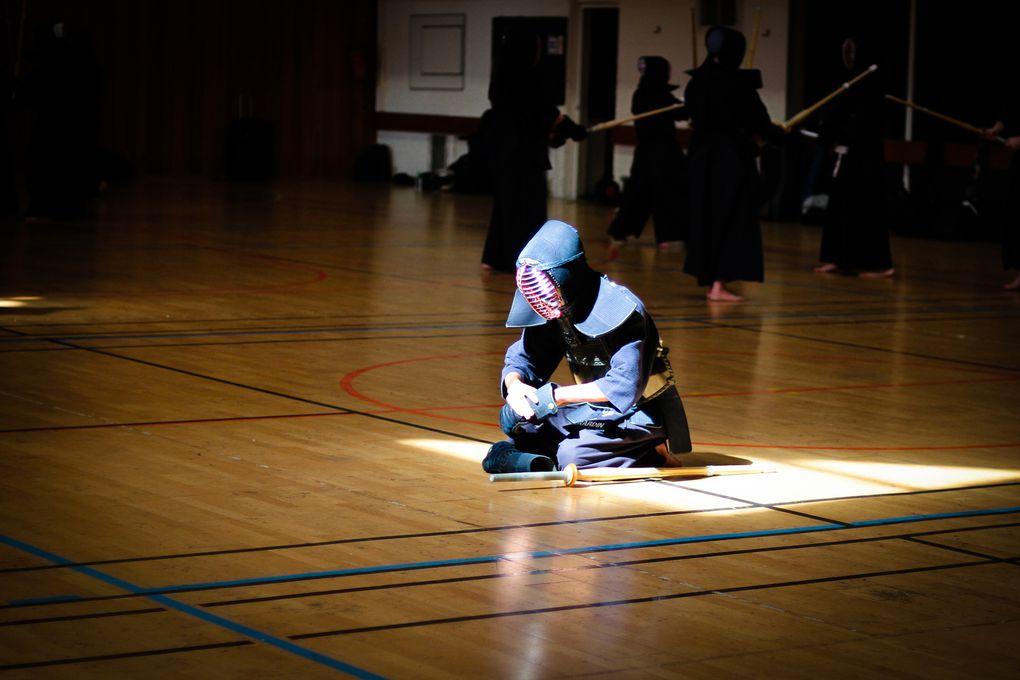Stage Sakudo senseï