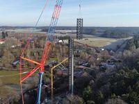 Bayern Park s'offre une nouvelle Tour de Chute de 109 mètres