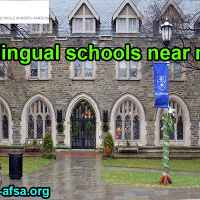 Top four reasons to choose the best French international schools in North America