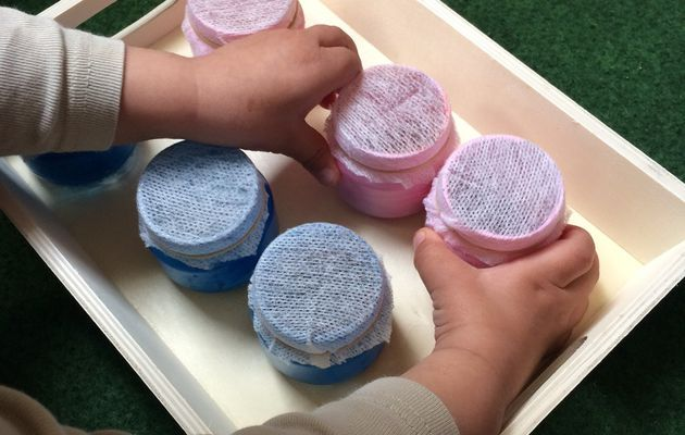 """Montessori : la """"présentation"""", base de la pédagogie"""