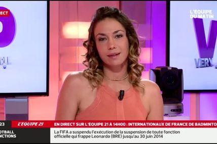 2013 10 24 - 07H00 - CLIO PAJCZER - L'EQUIPE 21 - L'EQUIPE DU MATIN