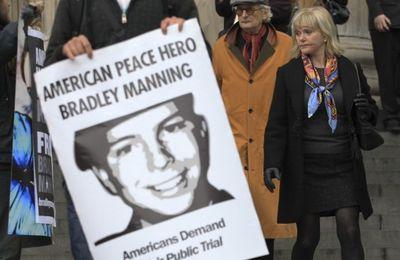 Wikileaks : le soldat Manning devant le tribunal militaire pour avoir dit la vérité