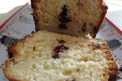 Cake à la vanille (spécial fin de mois)