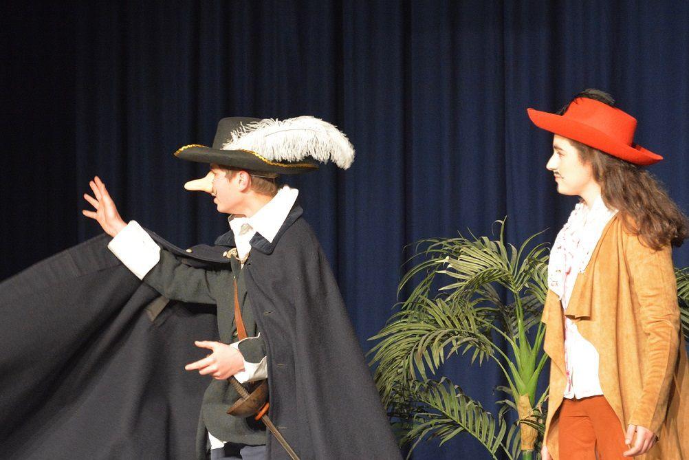 Cyrano de Bergerac par les 3e