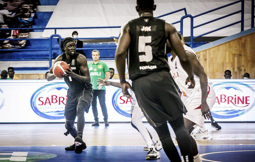 Le Sud Soudan renverse le Mali et se qualifie pour l'AfroBasket 2021, une première de son histoire !