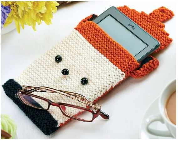 Free knitting : kindle pocket... Fox