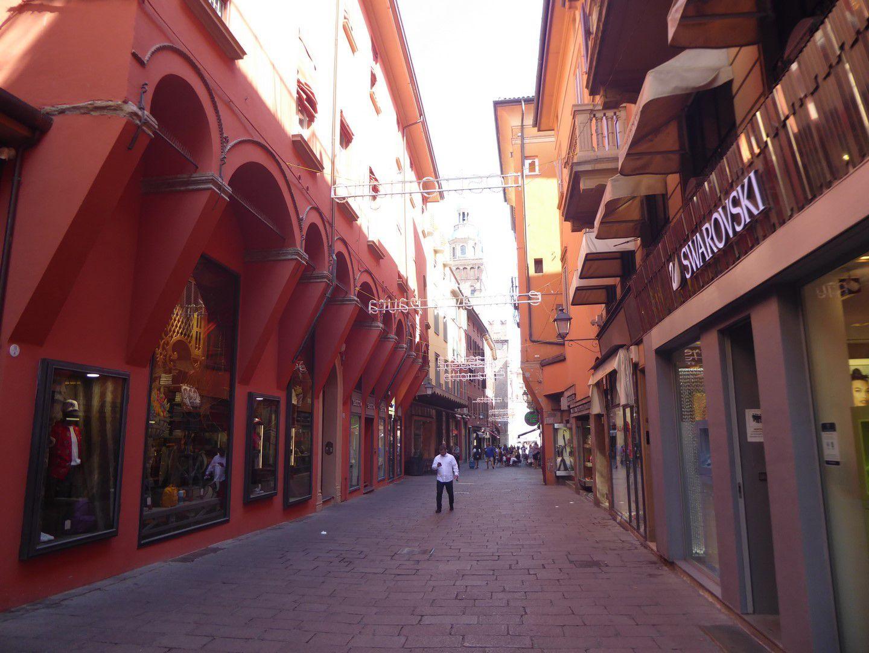 Lundi 2 août 2021 - J2 - Bologne et Ancone