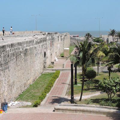 Cartagène.... ville reine de la côte caraïbe
