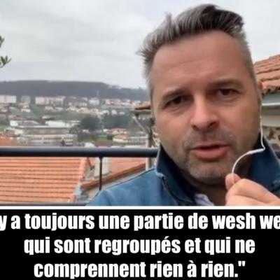 Roche-la-Molière (42): SOS Racisme dénonce le « dérapage » du maire qui parle de « wesh wesh »