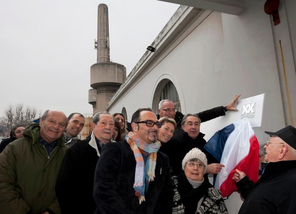 Ces photos sont la propriété de la Mairie du 11/12 .Nous les remercions pour leur don!