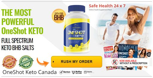 OneShot Keto Canada : Interesting Facts, Effective Reviews, Is It Safe & Natural?