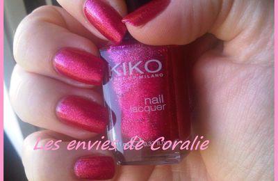 KIKO N°277 Mirtillo Glitter