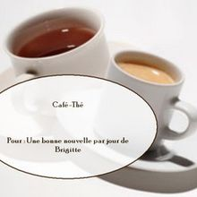 Les participations au Café Thé n° 129 - Votre recette du bonheur...