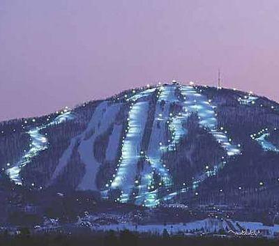 Chronique n°53 : Le ski de soirée à Bromont