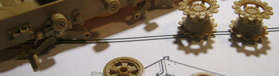 AMX 30B 2 [HELLER 1/35] Partie 2