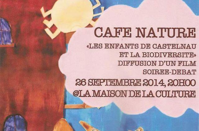 CASTELNAU D'ESTRETEFONDS : CAFÉ NATURE