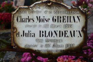 La correspondance d'un curé de campagne. L'abbé Gréhan curé de Roucy de 1899 à 1946. -Première partie de 1914 à 1917.