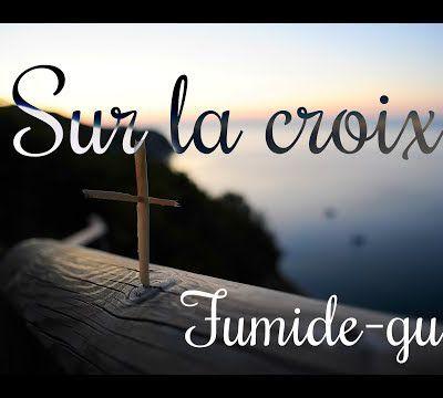 Mort sur la croix pour moi