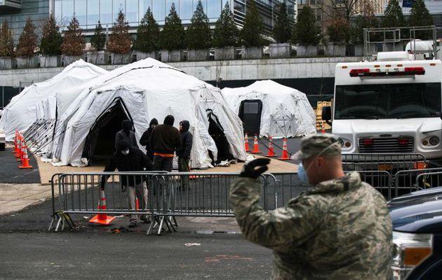 COVID-19 mata a más personas en Nueva York que los ataques a las torres gemelas