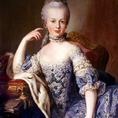 Quand j'étais Marie-Antoinette