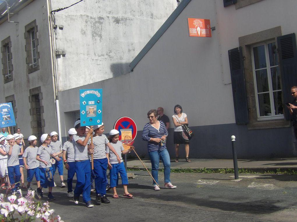La fête des écoles 2018.