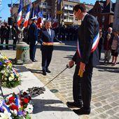 Cérémonie du 08 Mai 2016 - Dunkerque . - www.jepi-dunkerque.fr