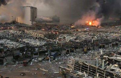 Anniversaire de l'explosion de Beyrouth: Un message de Soeur Virginie