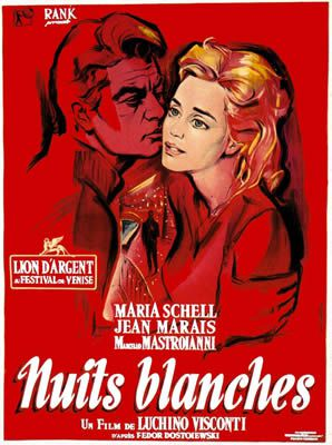 Nuits blanches de Luchino Visconti