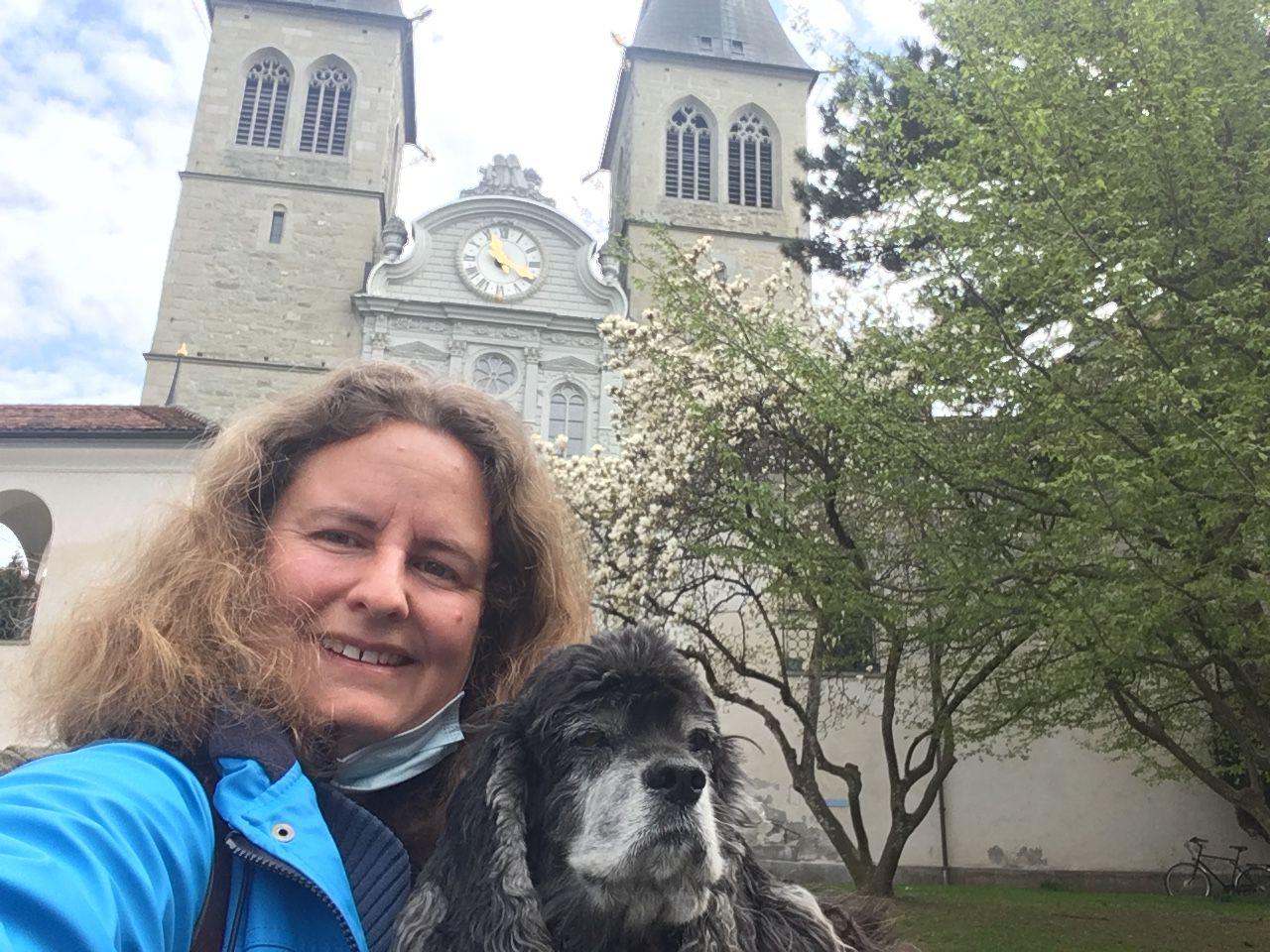 11 avril 2021 : Lucerne (Suisse)