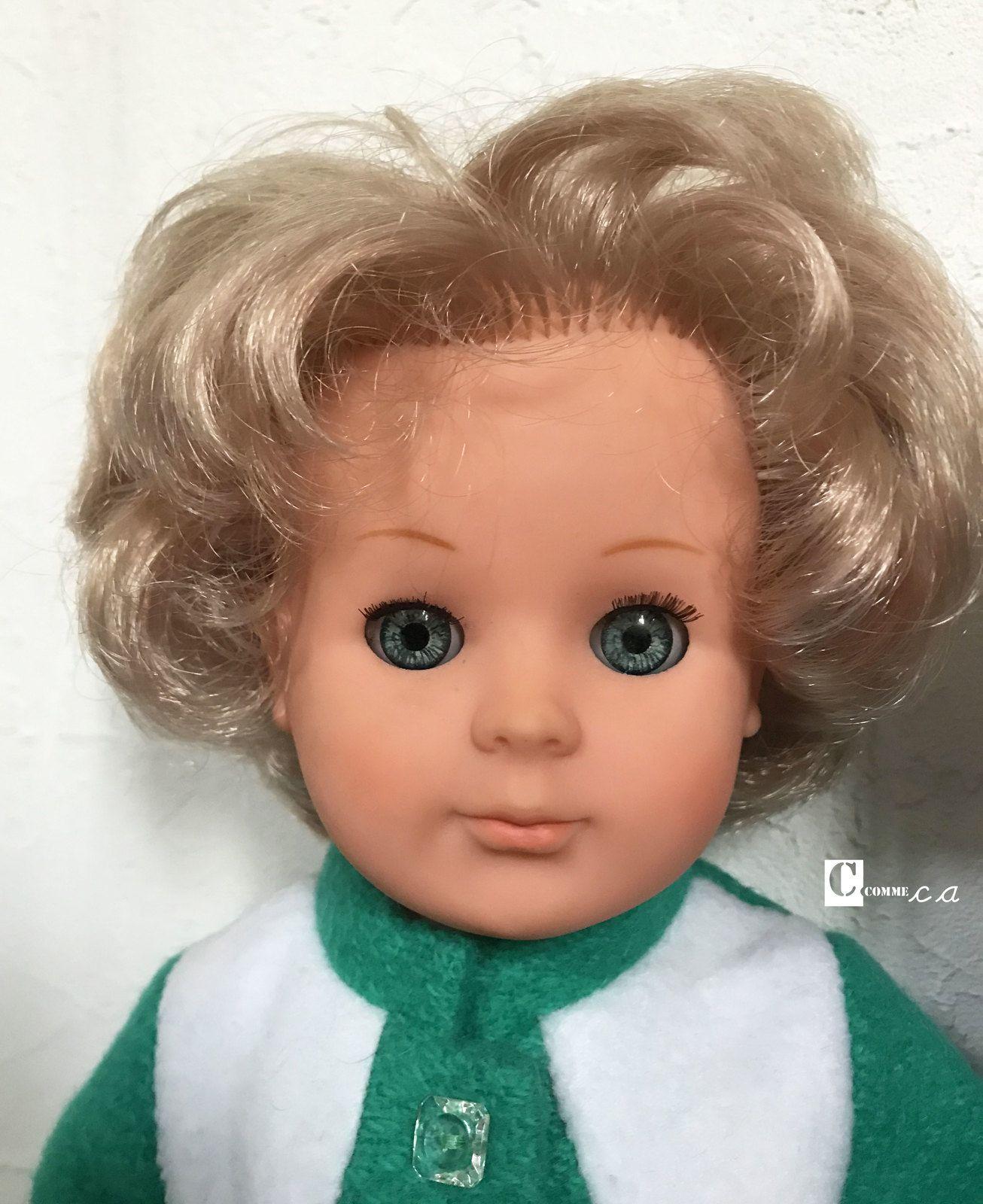 La ronde des poupées Marie-Françoise blondes