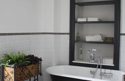 Salle de bain rétro : et de deux !