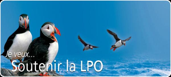 Adhésion à la LPO