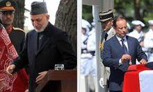 88ème militaire mort en Afghanistan : la mort, la guerre, l'hypocrisie impérialistes, jusqu'au bout. Sans fin ?