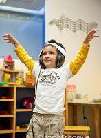 Voix d' ENFANT: chanter, une activité épanouissante