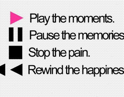 Play the moments :] ♥