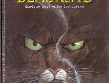 Séries BD Blacksad (Juanjo Guarnido & Juan Diaz Canales)