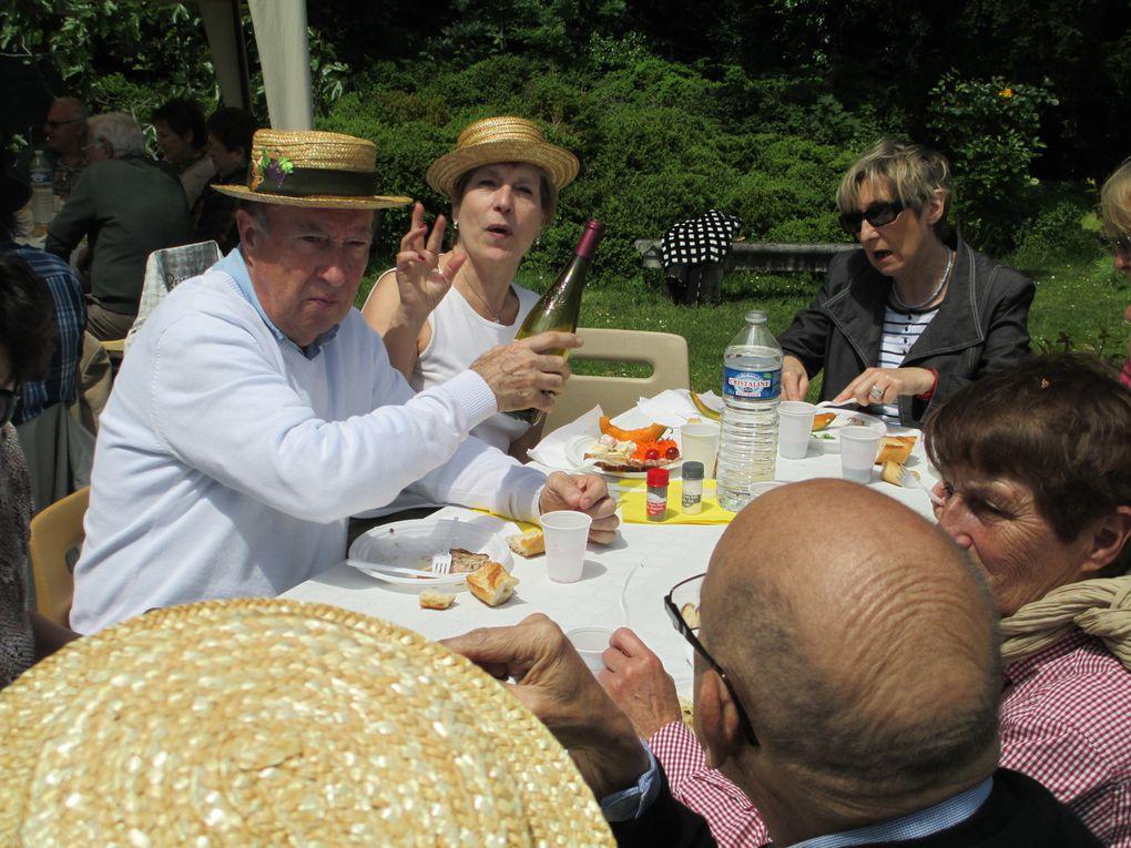 Les photos du pique nique du 02 juin 2013 à la Vigne