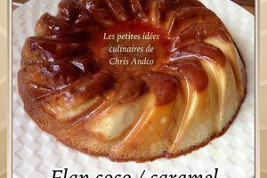 Flan coco/caramel